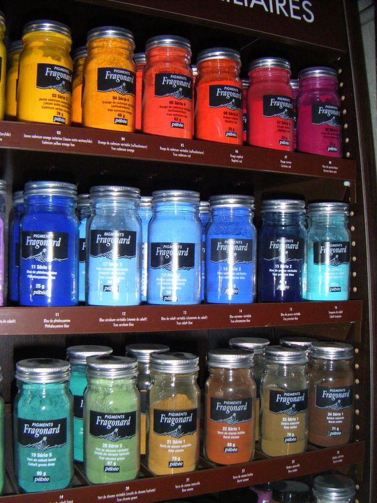 [tuto] Fabriquer quelques colorants non toxiques - Index du forum :: Acideformik.com