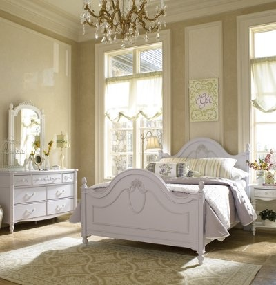 Girls room young america isabella home pinterest - Stanley young america bedroom set ...