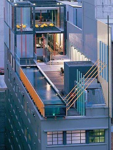The Adelphi Hotel Melbourne