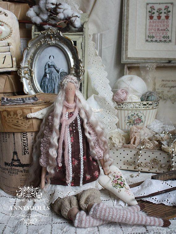 Открытки тильда кукла