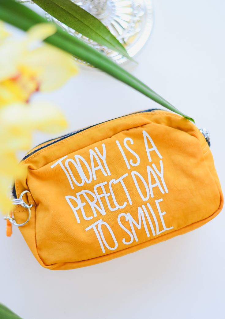 Today Is A Perfect Day To Smile // Kipling + Lush