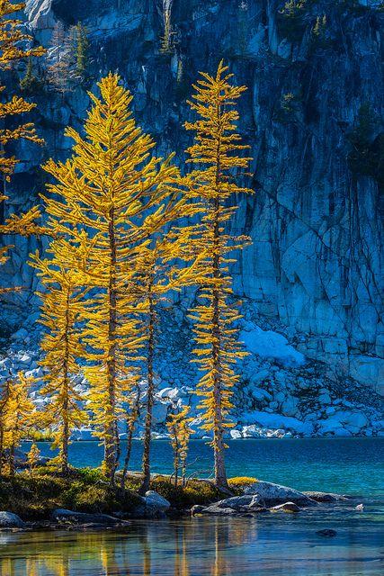 Cascade Range | Rune Lake, Okanogan-Wenatchee National Forest, Washington State, USA