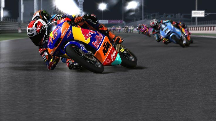 Full Speed Bikes Race
