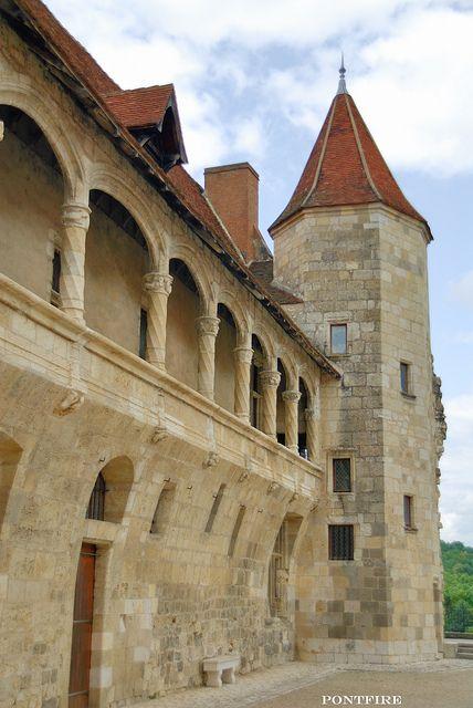 Le Château de Henry IV, Nérac,  Lot et Garonne, France