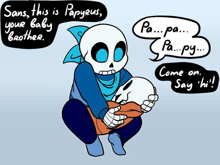 2601 best images about sans and papyrus on Pinterest ...