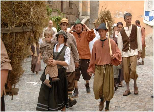 Image result for middle ages farmers
