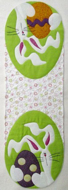 Table Please Happy Easter Table Runner Kit