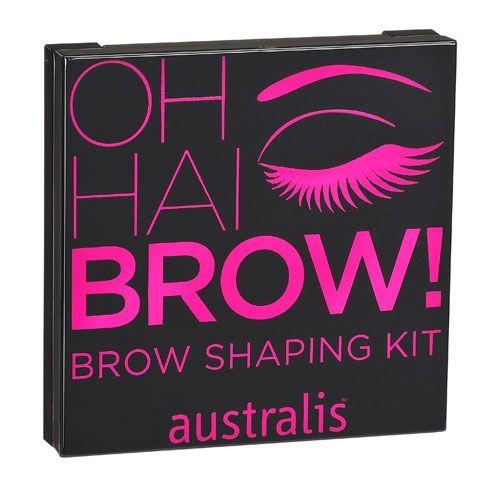 Oh Hai Brow! Brow Shaping Kit   Brows   Australis Cosmetics