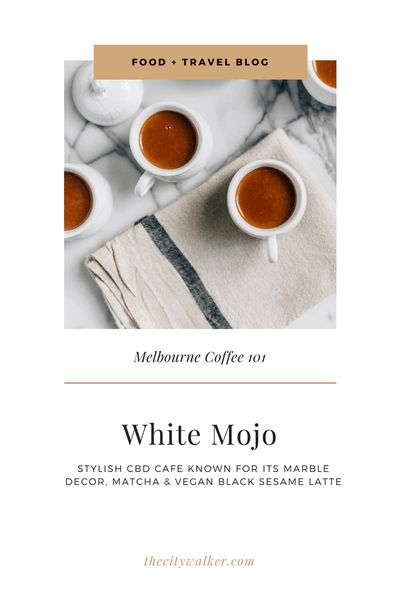 Melbourne Cafe | Foodie Travel | Eat Like A Local | Brunch | White Mojo, Melbourne CBD