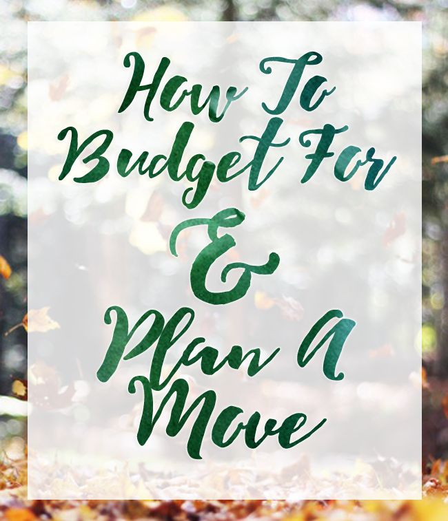 This is a great post from contributor, Zina. I've moved across the country 3 times and wish I'd had this guide to help me plan better!  A week ago, I moved 1,000 miles to Denver, Colorado, along with