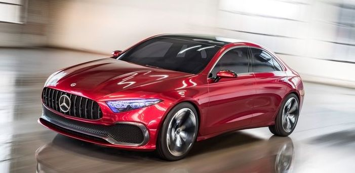 2019 Mercedes A Class Release Date and Performance