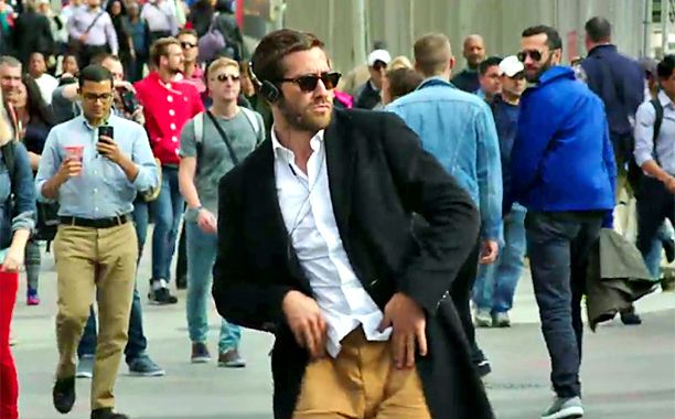 In Demolition, Jake Gyllenhaal plays a man who takes a sledgehammer to his life (figuratively, yes, but a few actual walls come crashing down, too) and builds himself back up with some help from a kindred spirit, her son, and some good old-fashioned rock music.