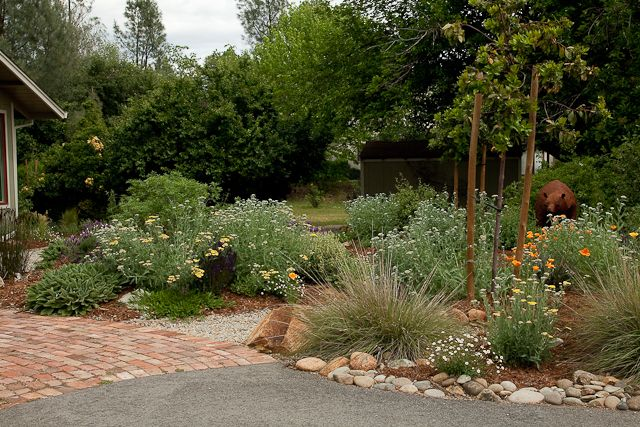 Landscape Boulders Orange County Ca : Best images about landscape on kangaroo paw landscapes and materials