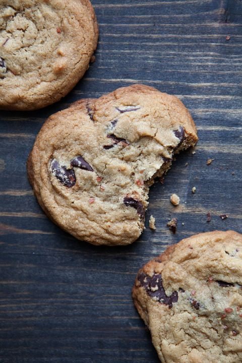 Bouchon Bakery Chocolate Chip Cookies