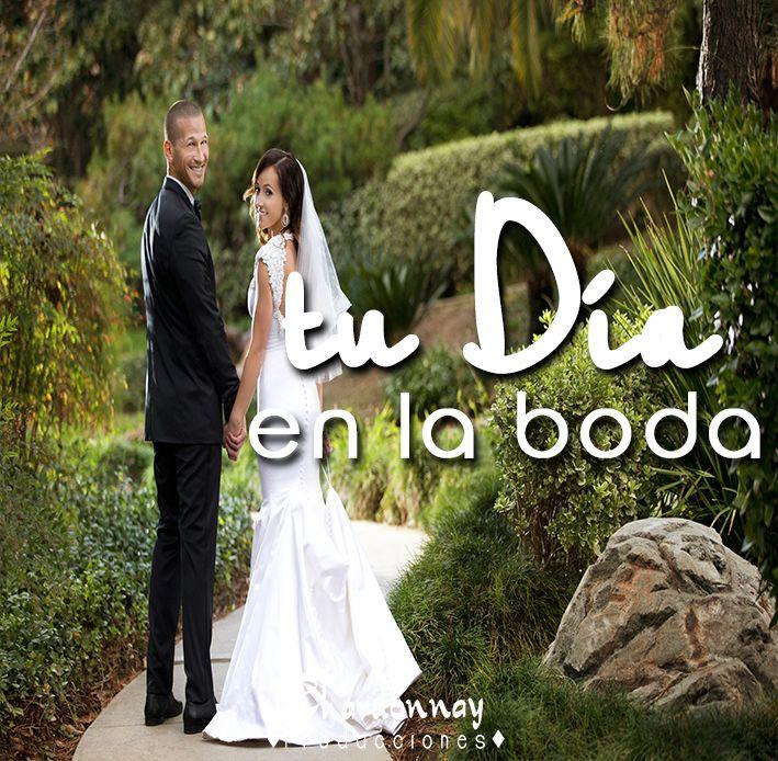 El día de tu Boda es para que tu los disfrutes al máximo y nos dejes encargado de todo #chardonnayproducciones #weddingchile #Chile #boda