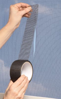 Have on hand in case I need it. Window & Door Screen Repair Tape
