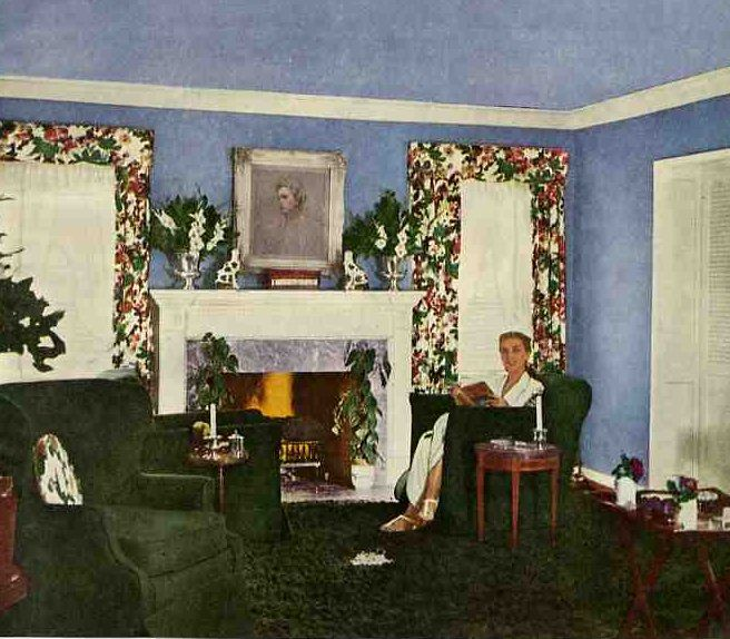 The 25 best 1940s living room ideas on Pinterest 1950s
