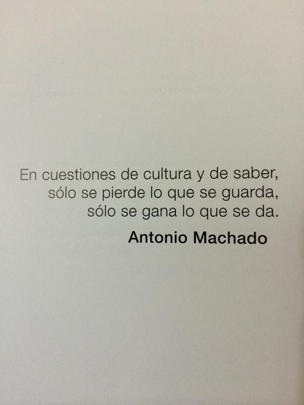 Antonio Machado 2.0