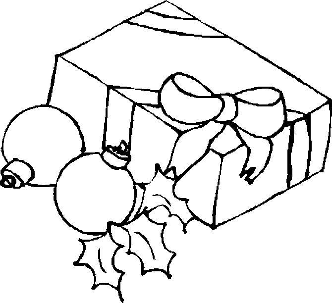 presents4 free printable christmas presents coloring pages - Christmas Presents Coloring Pages