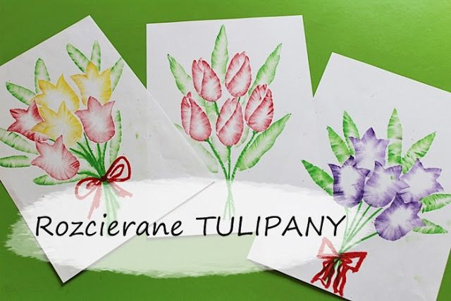 Tulipany Dla Mamy Tulips For Mother Tulips Mother