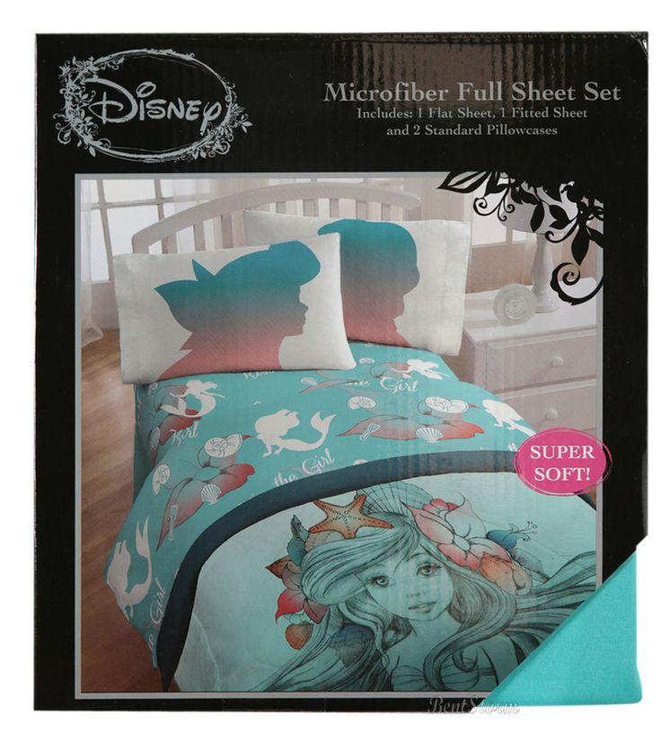 New Disney The Little Mermaid Princess Ariel Sketch