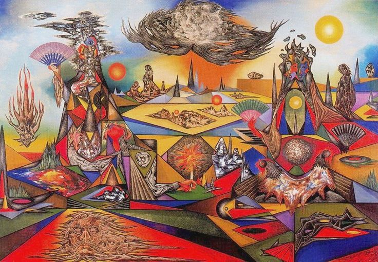 Paintings of Esteban Frances