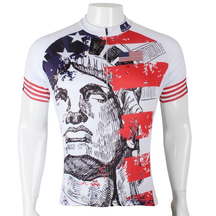 Купить товарБесплатная доставка соединенные штаты свободы мужчины велоспорт джерси удобные дышащие велосипед / велосипед рубашка красный велоспорт размер одежды S 3XL в категории Майки спортивныена AliExpress.                                                Мода Велоспорт Меньше стресса, наслаждаться жизнью      Длительный и безо
