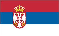 Serbia:. It borders Croatia on the northwest, Hungary on the north,  area: 29,913 sq mi (77,474 sq km)    Population (July 2012 est): 7,276,604 (growth rate: –0.464%); life expectancy: 74.56.    Cap. city (2011 est.): Belgrade, 1.154 million.Serbia was one of six republics that made up the country of Yugoslavia, which broke up in the 1990s. In Feb. 2003, Serbia and Montenegro were the remaining two republics of rump Yugoslavia, forming a loose federation.In 2006, Mon~ro split from Serbia…