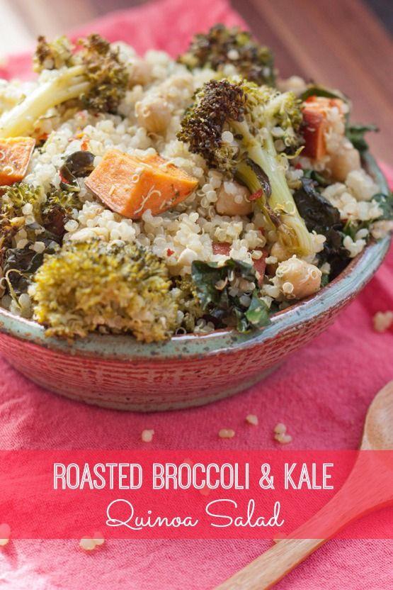 ... Kale Quinoa Salad | Recipe | Kale Quinoa Salad, Quinoa Salad and Kale