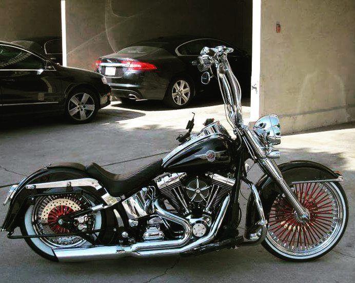 361 besten bikes bilder auf pinterest harley davidson motorr der motorr der und autos. Black Bedroom Furniture Sets. Home Design Ideas