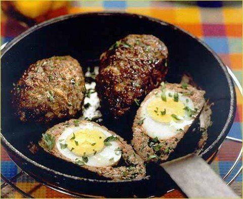 Škótske vajcia