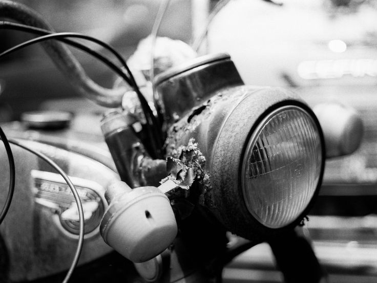 Patched – Ilford HP5