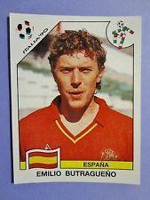 calciatori panini italia 90 - E.Butragueno