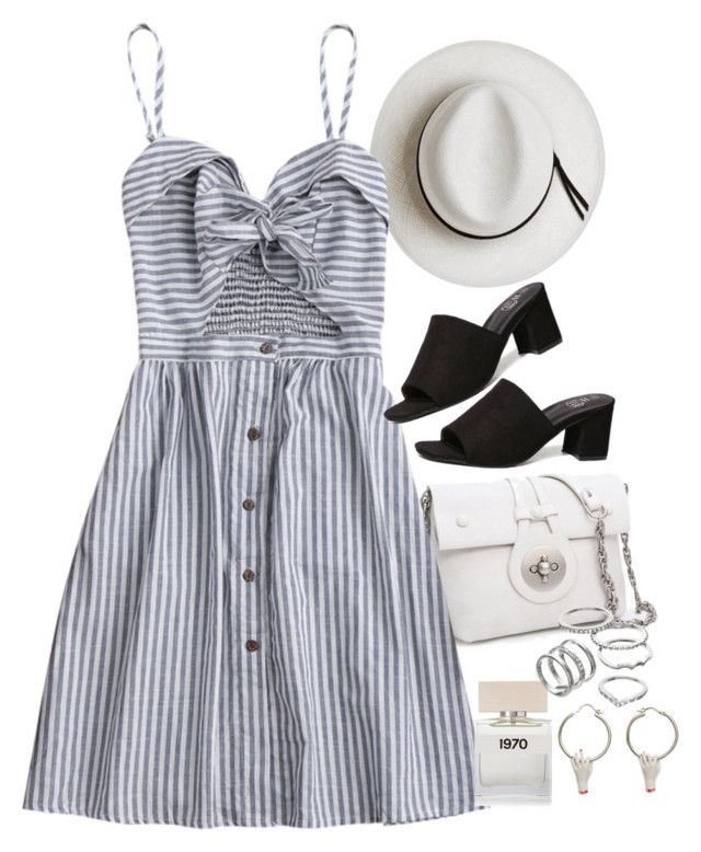 """""""Cool Summer (Zaful 10)"""" by nikka-phillips ❤ liked on Polyvore featuring Calypso Private Label, Bella Freud and Apt. 9"""