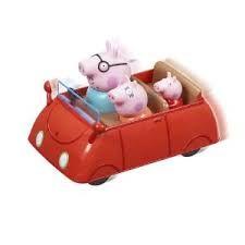 Peppa pig Push & Go Car