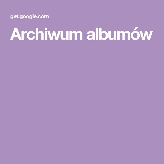 Archiwum albumów