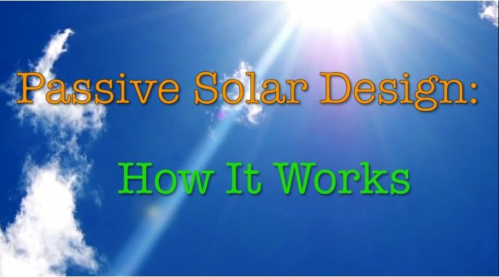 Harness the sun's power in your home with passive solar design