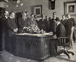 Treaty of Paris (1898) - Wikipedia, the free encyclopedia