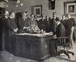 Treaty of Paris (1898) - Wikipedia, the free encyclopedia
