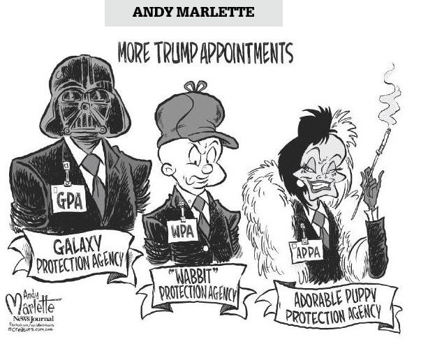 Great The Latest Cabinet Picks