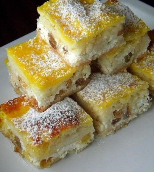 Lusta asszony túrós pitéje - MindenegybenBlog