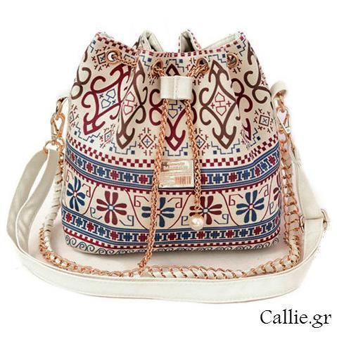 Callie - Handmade & More - Bohemian Style Bag