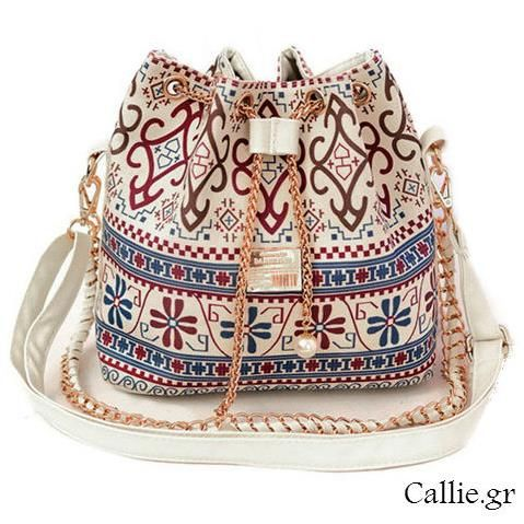 Callie - Handmade & More - Bohemian Style Bag