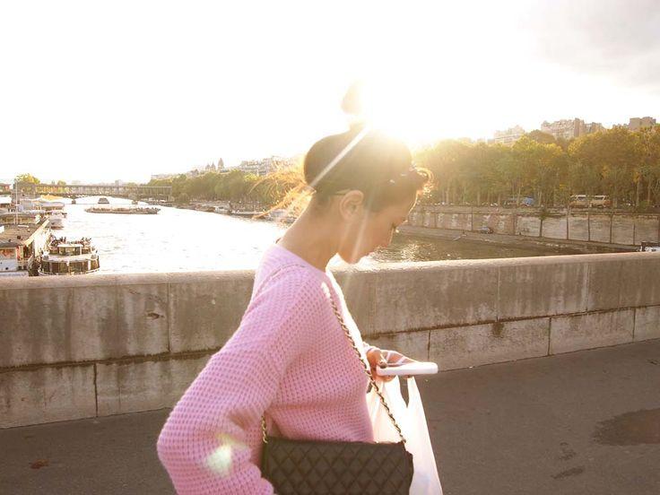 Natsu   好きを大切に、無理してない。  パリ♥