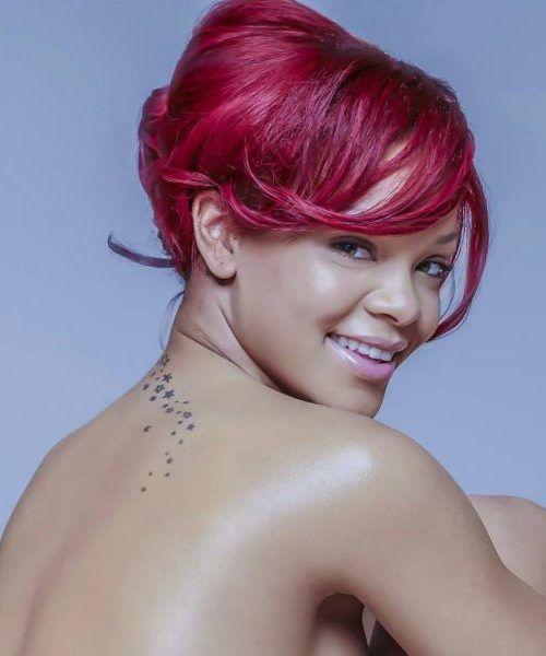 Rihanna Inspirado En El Peinado Ideas //  #Ideas #Inspirado #Peinado #Rihanna