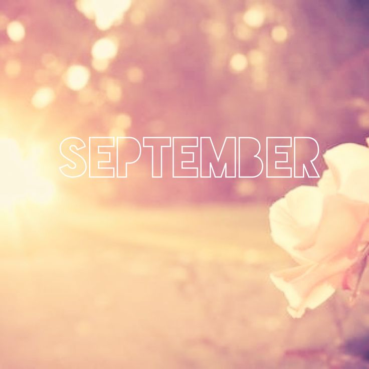 Hello September Quotes: 57 Best Welcome September Images On Pinterest
