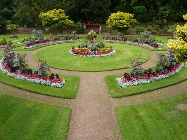 Flower Garden Ideas Beginners victorian flower garden, wentworth castle | formal gardens in the