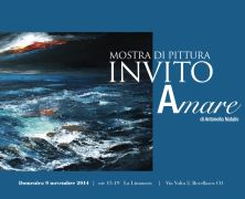 exhibition a-mare painting sea