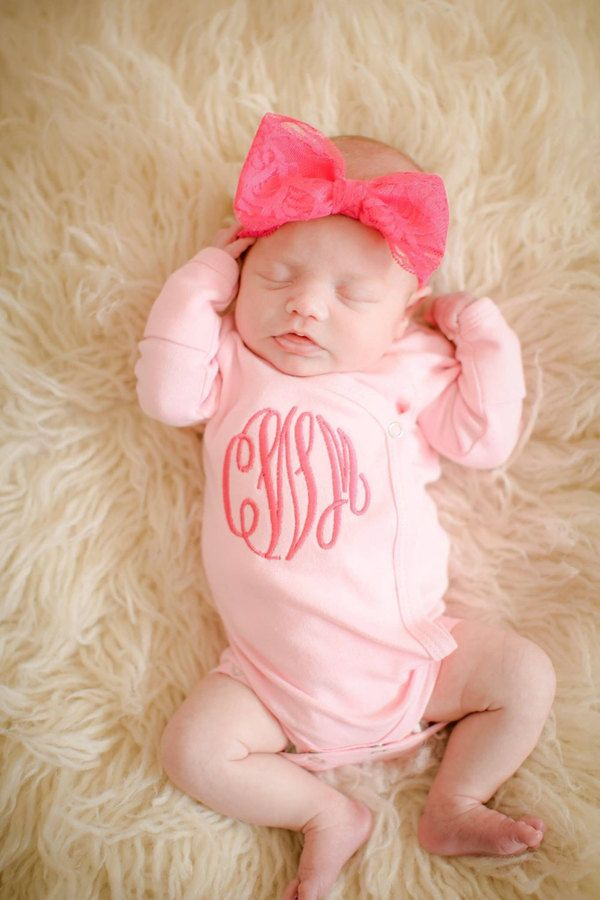 Etsy Monogrammed Preemie coming home outfit, shirt, top, bodysuit, baby boy, baby girl, twins, newborn ph