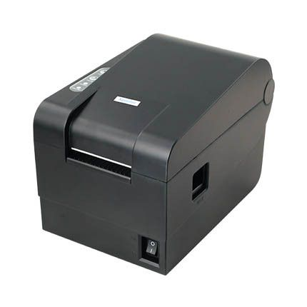 2016 original high quality 235B clothing tag 58mm Thermal barcode printer sticker printer Qr code the non-drying label printer